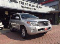 Bán Land Cruiser V8 2012, xe đẹp bảo hành chính hãng tại Toyota, chất lượng bao kiểm tra hãng giá 2 tỷ 150 tr tại Tp.HCM