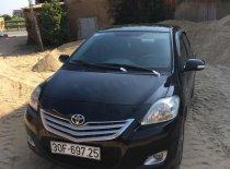 Cần bán xe Toyota Vios năm sản xuất 2012, màu đen giá 290 triệu tại Nam Định