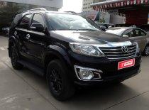 Bán Toyota Fortuner đời 2015, màu đen, số tự động giá cạnh tranh giá 778 triệu tại Hà Nội