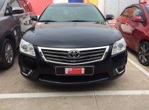 Cần bán xe Toyota Camry 2.4G đời 2011, màu đen giá 690 triệu tại Tp.HCM