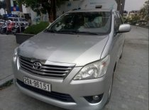 Bán ô tô Toyota Innova đời 2013, màu bạc như mới, 455tr giá 455 triệu tại Hà Nội