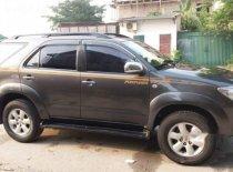 Bán Toyota Fortuner đời 2011, màu xám số sàn giá 630 triệu tại Ninh Bình