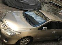 Cần bán Toyota Corolla Altis E 2012, màu vàng giá 465 triệu tại Tp.HCM