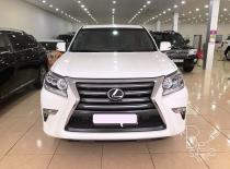 Cần bán gấp Toyota Land Cruiser 460 đời 2015, màu trắng, nhập khẩu chính hãng, xe gia đình giá 3 tỷ 550 tr tại Hà Nội