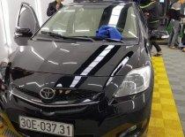 Cần bán Toyota Vios đời 2010, màu đen, xe gia đình rất đẹp giá 380 triệu tại Hà Nội