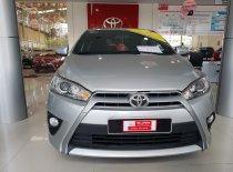 Bán Toyota Yaris đời 2016, màu bạc, xe gia đình giá 620 triệu tại Tp.HCM