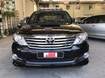Cần bán Toyota Fortuner đời 2015, màu đen giá 850 triệu tại Tp.HCM