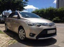 Bán Toyota Vios sản xuất năm 2017, chạy rất kỹ và sạch sẽ giá 520 triệu tại Tp.HCM