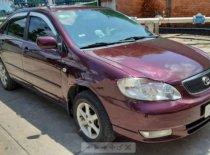 Bán xe Corola Altis 1.8 MT 2002, số sàn, màu đỏ đô quý phái, gầm bệ chắc chắn giá 239 triệu tại Hậu Giang