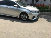 Cần bán xe Toyota Altis sx 2015, số sàn màu bạc, đi 43.000 km giá 545 triệu tại Tp.HCM