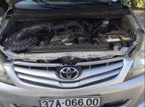 Bán Toyota Innova MT đời 2007, màu bạc, xe gia đình đang sử dụng giá 220 triệu tại Hà Tĩnh