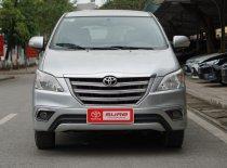 Bán xe Toyota Innova đời 2016, màu bạc, số tự động giá 615 triệu tại Hà Nội