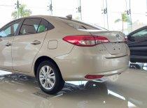 Cần bán Toyota Vios E đời 2019, màu vàng giá 505 triệu tại Thanh Hóa