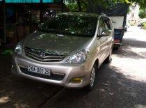 Chính chủ bán Toyota Innova 2.0 MT đời 2011, màu vàng cát giá 430 triệu tại Sơn La