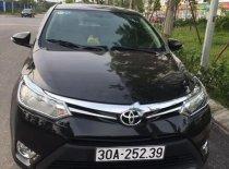 Bán Toyota Vios 1.5E năm 2014, màu đen, chính chủ, 370 triệu giá 370 triệu tại Hà Nội