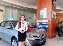 Bán ô tô Toyota Vios sản xuất 2019, màu bạc giá 581 triệu tại Cần Thơ