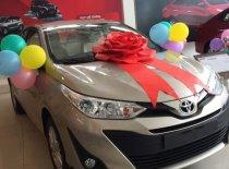 Toyota Đông Sài Gòn CN Gò Vấp bán xe Toyota Vios 1.5 E năm 2019 giá 531 triệu tại Tp.HCM