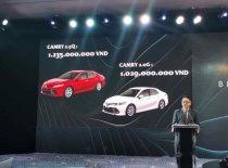 Bán xe Toyota Camry 2019, màu trắng, xe nhập giá 1 tỷ 29 tr tại Tiền Giang