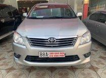Bán Toyota Innova 2.0 đời 2013, màu bạc, giá chỉ 465 triệu giá 465 triệu tại Vĩnh Phúc
