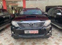 Cần bán xe Toyota Fortuner năm 2013, màu đen, giá cạnh tranh giá 705 triệu tại Vĩnh Phúc