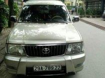 Bán Toyota Zace Surf sản xuất 2005, xe ít sử dụng, giá chỉ 280 triệu giá 280 triệu tại Hà Nội