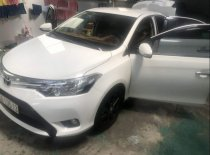 Cần bán Toyota Vios đời 2017, màu trắng xe gia đình giá 490 triệu tại Cần Thơ