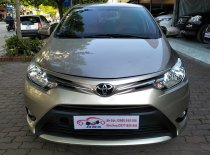 Bán Toyota Vios E sản xuất năm 2017, màu kem (be) giá 480 triệu tại Hà Nội