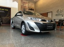 Bán Toyota Vios 2019 ưu đãi đặc biệt - Trang bị bộ DVD, camera de và bọc ghế giá 569 triệu tại Tp.HCM