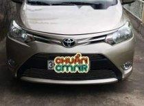 Bán Toyota Vios đời 2015, màu vàng giá 420 triệu tại Nghệ An