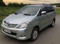 Cần bán xe Toyota Innova G năm 2010, màu bạc, xe nhập xe gia đình giá 379 triệu tại Bình Phước