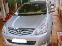 Bán xe Toyota Innova G năm 2009, màu bạc giá 365 triệu tại Đắk Lắk