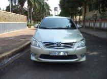 Bán Toyota Innova sản xuất 2007, màu vàng cát giá 269 triệu tại Đồng Nai
