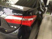 Bán Toyota Corolla altis 1.8G sản xuất 2015, màu đen, nhập khẩu giá 615 triệu tại Đắk Lắk