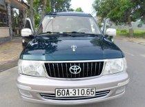 Toyota Zace dòng cao cấp GL, SX 12/2005, lăn bánh 2006-Mới như xe hãng, không có chiếc thứ 2, xanh vỏ dưa giá 308 triệu tại Bình Dương