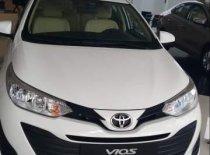 Bán ô tô Toyota Vios 1.5E 2019, màu trắng, mới 100% giá 506 triệu tại Tp.HCM