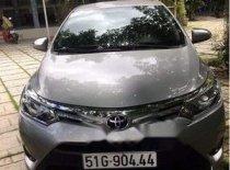 Bán Toyota Vios G sản xuất năm 2016, màu bạc, chính chủ giá 515 triệu tại Tp.HCM