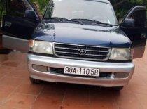 Bán xe Toyota Zace GL đời 2002 xe gia đình, giá chỉ 145 triệu giá 145 triệu tại Hà Nam