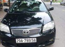 Chính chủ bán xe Toyota Vios đời 2007, màu xanh đen giá 168 triệu tại Vĩnh Phúc