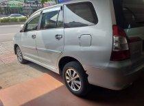Bán ô tô Toyota Innova E đời 2015, màu bạc giá 555 triệu tại Hà Nội
