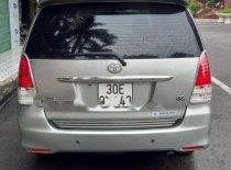 Xe Toyota Innova 2009, màu bạc chính chủ giá 420 triệu tại Hà Nội