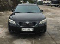 Bán ô tô Toyota Camry 2.4 AT năm 2008, màu đen  giá 505 triệu tại Thái Nguyên