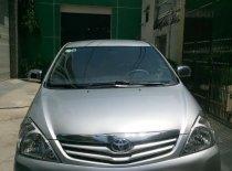 Cần bán Toyota Innova G đời 2011 màu ghi bạc giá 415 triệu tại Tp.HCM