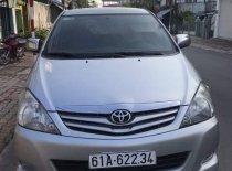 Bán Toyota Innova năm sản xuất 2010, màu bạc, xe gia đình  giá 425 triệu tại Bình Dương