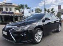 Cần bán Toyota Camry 2.0E năm sản xuất 2018, màu đen, nhập khẩu, xe không va quệt hay ngập nước giá 970 triệu tại Quảng Ninh