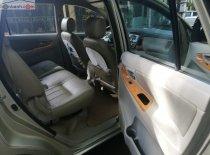 Cần bán gấp Toyota Innova G đời 2009, màu vàng xe gia đình, 415 triệu giá 415 triệu tại Thanh Hóa