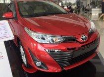 Bán Toyota Vios đời 2019, màu đỏ, giá chỉ 606 triệu giá 606 triệu tại Tiền Giang