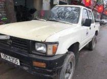Bán Toyota Hilux 2.4L 4x4 MT đời 1995, màu trắng, nhập khẩu nguyên chiếc, chạy khỏe, không hư hỏng giá 60 triệu tại Hải Phòng