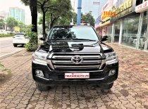 Bán xe Toyota Land Cruiser VX 4.6 V8 AT năm sản xuất 2017, màu đen, xe nhập giá 3 tỷ 950 tr tại Hà Nội