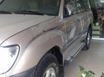 Cần bán xe Toyota Land Cruiser GX 4.5 đời 2002, màu bạc giá 330 triệu tại Hà Nội