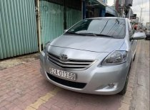 Bán Toyota Vios MT sản xuất năm 2013, màu bạc, mua về đi ngay giá 340 triệu tại Long An
